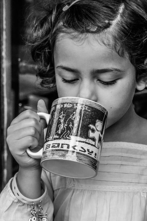 Girl with Banksy mug - Copy.jpg