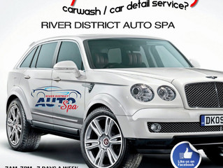 Pick up & Delivery Car wash Service