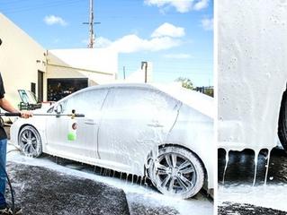 Car Cleaning Foam