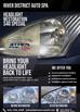 $40 Headlight Restoration Special