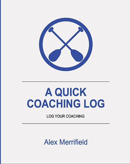 A Quick Coaching Log