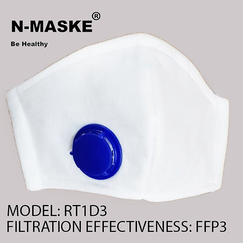 White Triple Full Cover With Filter RT1D3 | For Wholesale Click
