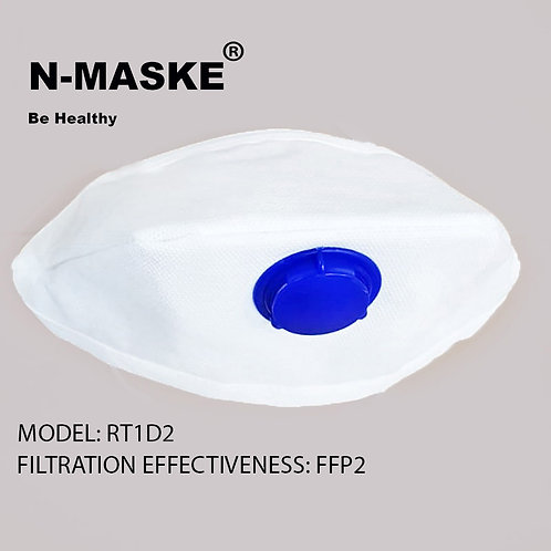 White Triple Full Cover With Filter RT1D2 | For Wholesale Click