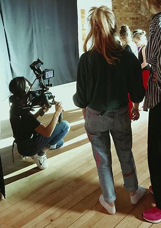 cinematographer lorene desportes emerging director of photography london