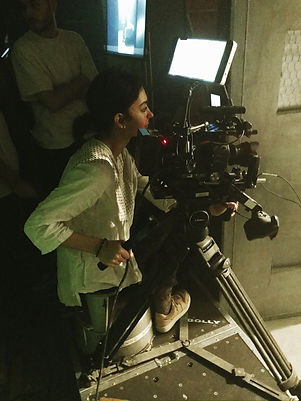 cinematographer lorene desportes emerging director of photography london