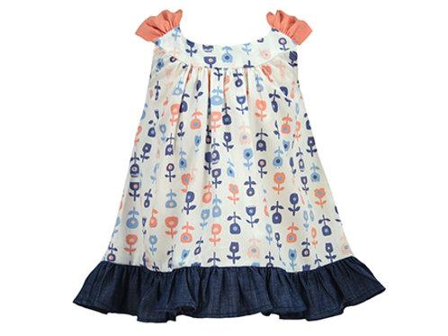 KARIU BABY GIRL DRESS KA101