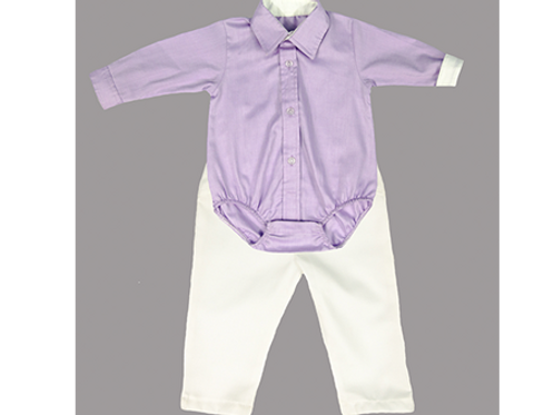 KARIU BABY BOY 2PC SHIRT AND PANTS SET KAB104
