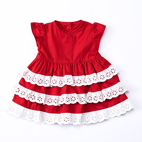 Holiday Baby Girl Dress KA125
