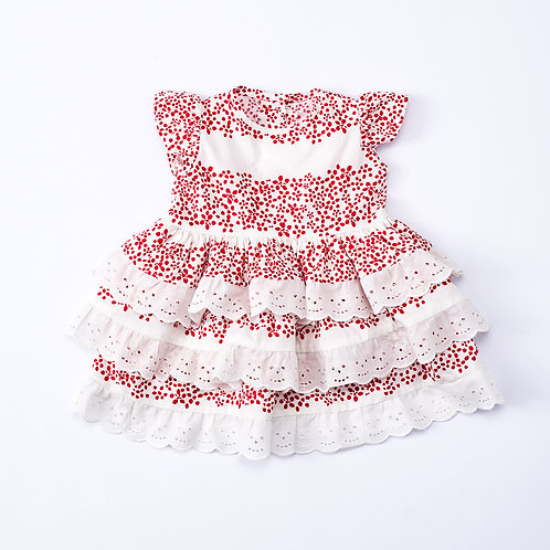 Holiday Baby Girl Dress KA132