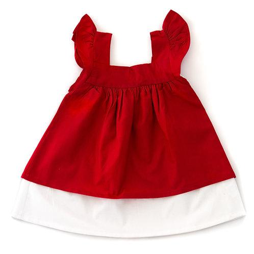 Holiday Baby Girl Dress KA122