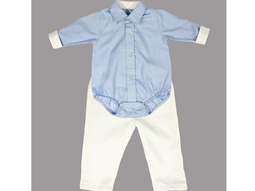 KARIU BABY BOY 2PC SHIRT AND PANTS SET KAB103