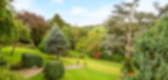 Castle Hill House Kington Bed and Breakfast View