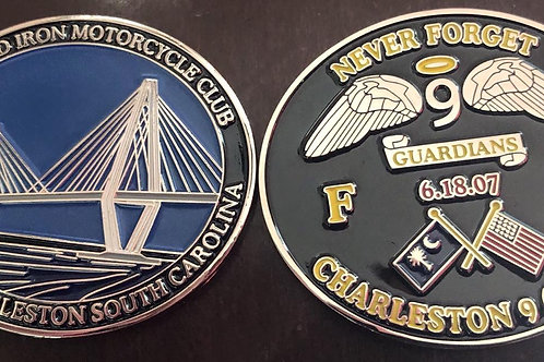Station 28 Challenge Coin