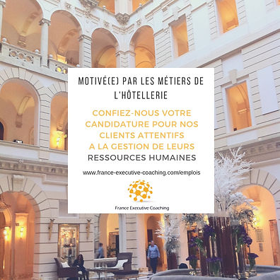 FRANCE EXECUTIVE CONSEIL HOTELLERIE 2(18