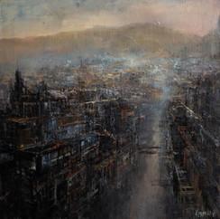 oil on canvas 60/60 2020