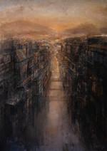 oil on canvas 170/120 2020