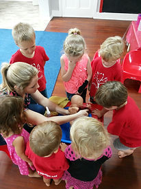 village kidz preschool, day care and early learning centre