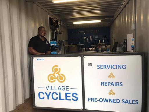 Village Cycles Workshop