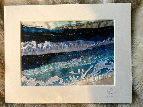 Messy Blue Ocean