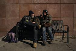 Homeless, but not loveless