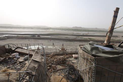 Foward Operating Base Musa Qala