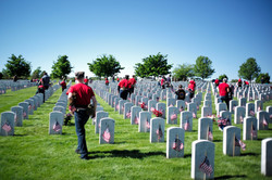Young Marines Memorial Day