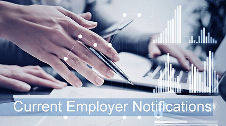 Current Employer Notifications and News