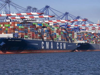 Economists expect shipping problems to linger into 2022-George Shepherd, Will Calm Down In June