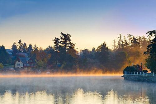 victoria-bc-gorge-waterway-sunrise-heath