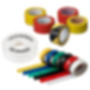 Insulation tape, Floor tape, PTFE Tape.