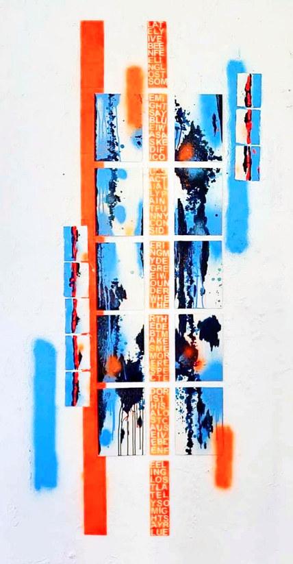 'Feeling blue'