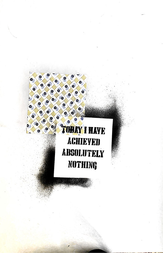'Today I have achieved absolutely nothing'