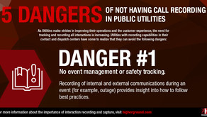 Danger #1: Event Management and Safety Tracking