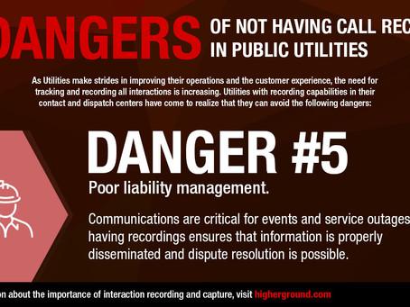 Danger #5: Poor Liability Management