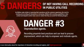 Danger #3: Unproductive Agents