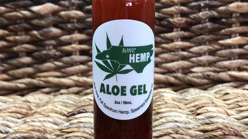 WNC Hemp Aloe Vera Gel