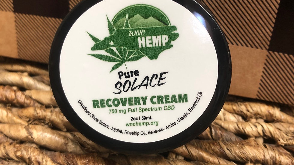 Pure Solace Recovery Cream