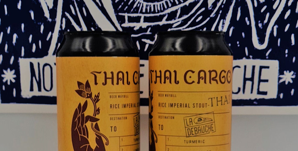 Thaï Cargo - lot de 2