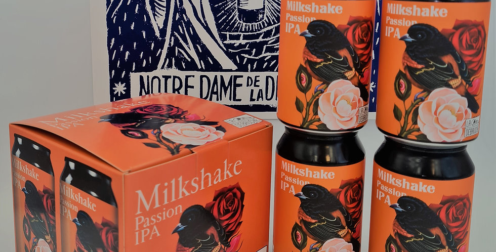 Milkshake Passion Box