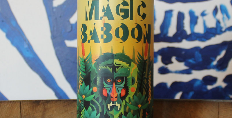 Magic Baboon – lot de 2