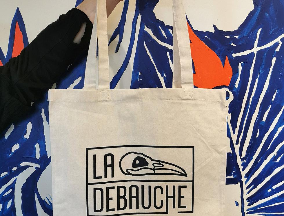 Tote bag La Débauche