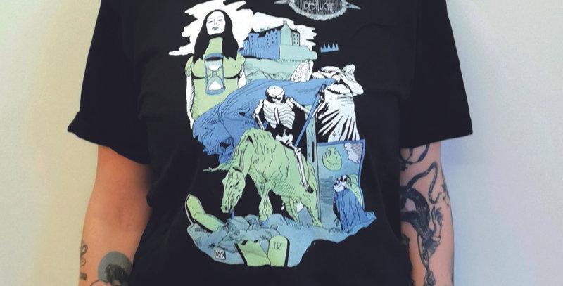"""T-shirt """"La Mort"""""""
