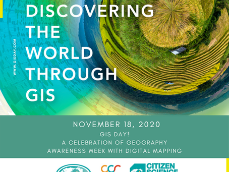 Learning Endeavors Presents GIS DAY 2020 Celebration!