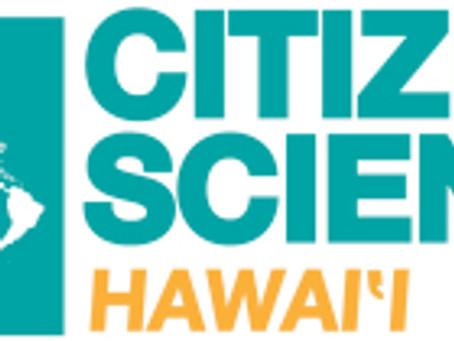 Now Offering an Online Citizen Science Teacher PD to Start August 16th!