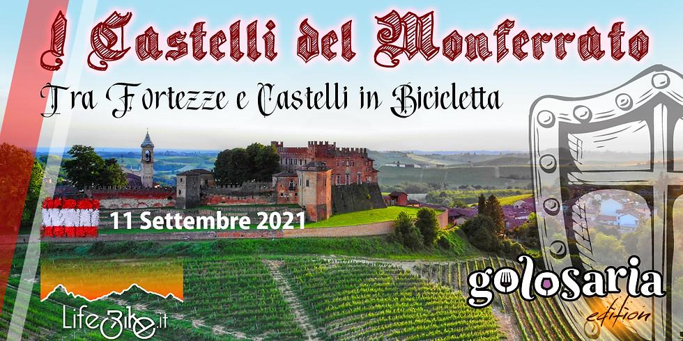 I CASTELLI DEL MONFERRATO  GOLOSARIA EDITION