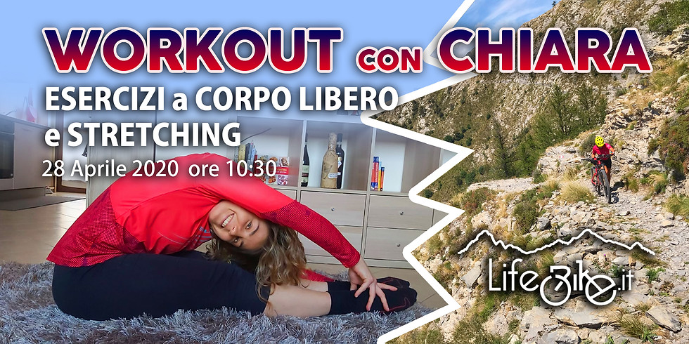 Workout con Chiara