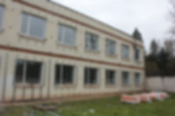 Разметка фасада