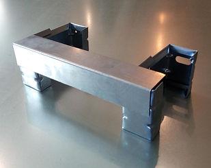 Система крепления профлиста, винилвого сайдинга, металлосайдинга