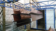 Окраска порошком Кимры, Дубна