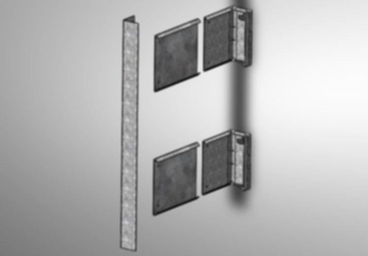 Угловая система профлист металлосайдинг виниловый сайдинг